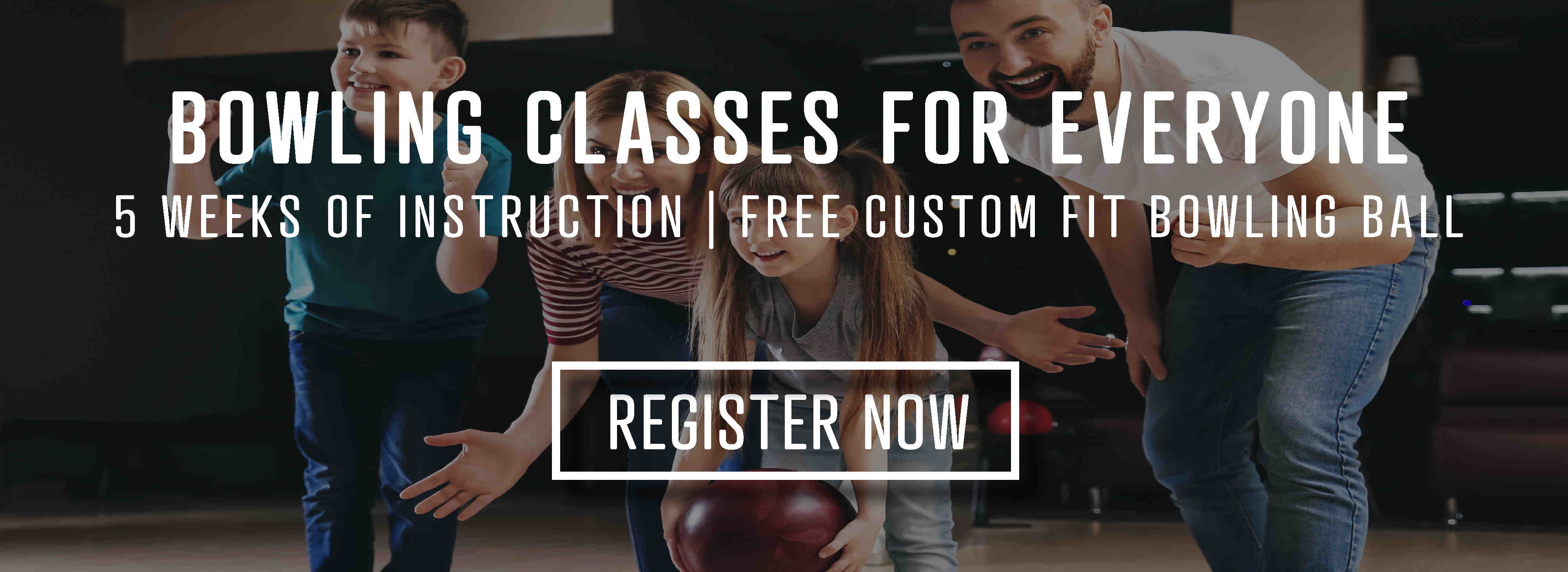 Bowling Classes for Everyone