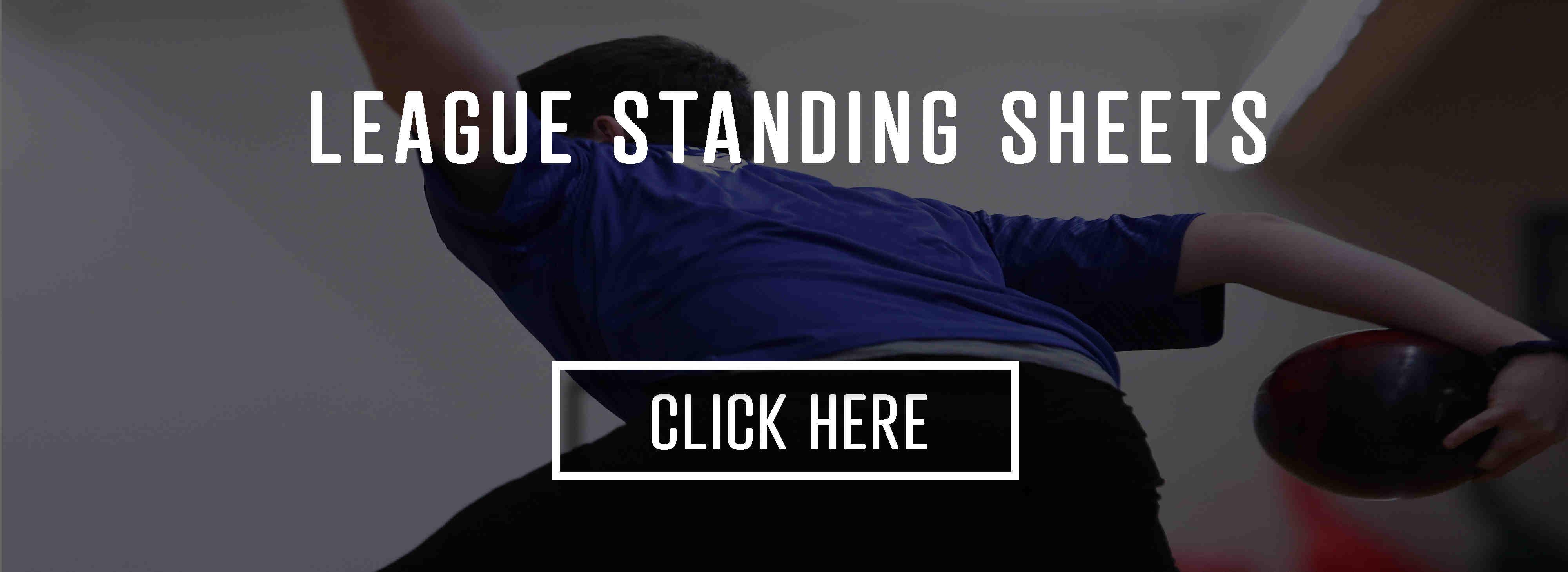 League standing sheets